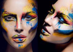Makeup Artists Meet » Photographer: Becky Siegel Makeup: Anne-Lena Cox...