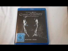 Game Of Thrones - Staffel 7 (Bluray, Unboxing) Winter Is Here, Game Of Thrones, Seasons, Games, Youtube, Seasons Of The Year, Gaming, Toys, Game Of Thrones Cake