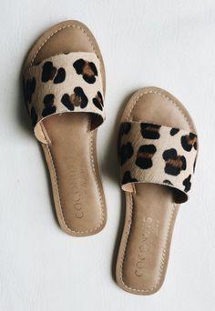 matisse coconuts jungle slides leopard flats