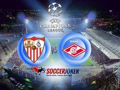 Prediksi Skor Sevilla vs Spartak Moskva 02 November 2017