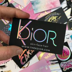 """🌟🌟🌟🌟🌟 """"I absolutely love my cards. The entire process from placing the order, to design, to print, t"""
