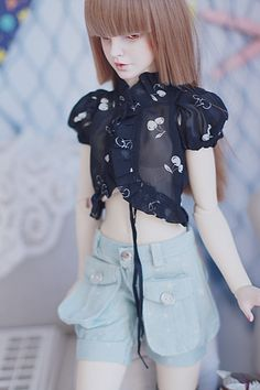 Girl Shirts, BJD Outfits - BJD Accessories, Dolls - Alice's Collections