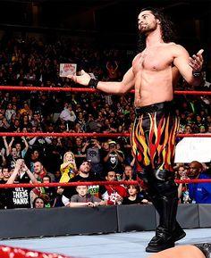 Seth Rollins Wwe Seth Rollins, Seth Freakin Rollins, Kazuchika Okada, Best Wrestlers, Kenny Omega, Burn It Down, Wwe World, Secret Crush, Aj Styles