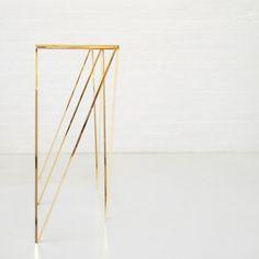 Image of Limited edition solid brass Giraffe console table Console Table, Solid Brass, Wardrobe Rack, Giraffe, Interior Design, Storage, Modern, Furniture, Home Decor