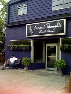 Second thoughts Resale Shoppe, Ortonville, Michigan