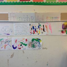 Preschool friendship project
