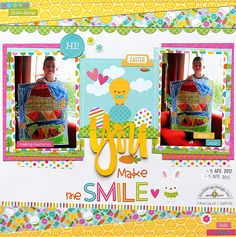 You+Make+Me+Smile+-+Doodlebug - Scrapbook.com
