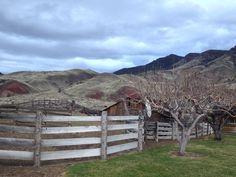 the ranch - Oregon