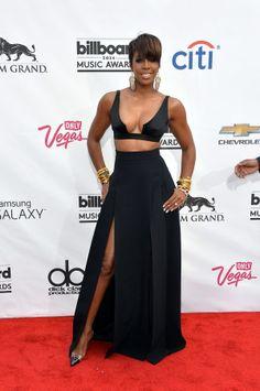 Kelly Rowland at the Red Carpet Billboard Music Awards Kelly Rowland, Jordin Sparks, Jennifer Lopez, Nicki Minaj, Beyonce, Billboard Music Awards 2014, Las Vegas, Revealing Dresses, Red Carpet Looks