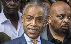 AL SHARPTON: Tweets That 'God' Is 'Rebuking' TX With Floods (How's Baltimore Doing, Al?)