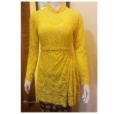 Kebaya Lace, Kebaya Hijab, Kebaya Brokat, Dress Brokat, Batik Kebaya, Kebaya Dress, Kebaya Muslim, Batik Fashion, Hijab Fashion