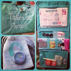 Don't have time to host a party.  Have a take out party.  visit my website for details.  uniquedesigns1.origamiowl.com Email me for more details uniquedesigns11@yahoo.com