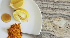 Whenever you start to feel a cold coming on, or feel sick in general, whip up a batch of this turmeric tea.