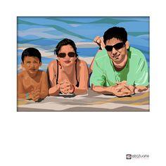 Familia Miguel Angel