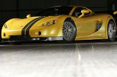 All The Cars That Go 200 MPH Ascari Ecosse/KZ1/A10