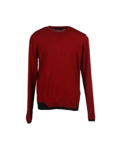 STONE ISLAND SHADOW PROJECT Men's Sweater Maroon L INT