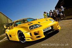 Why You Shouldn't Buy a Toyota Supra - AllAutoExperts Toyota Supra Mk4, Toyota Hilux, Weird Cars, Cool Cars, Street Racing Cars, Japanese Domestic Market, Car Mods, Import Cars, Nsx