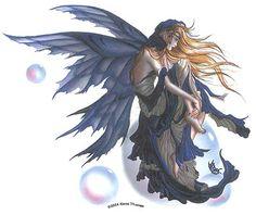 blue dream fairy