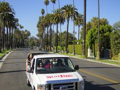 Hollywood City Tour & Movie Stars' Homes At Starline Tours