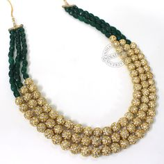 Our KAMILAH NECKLACE   by Indiatrend. Shop Now at WWW.INDIATRENDSHOP.COM