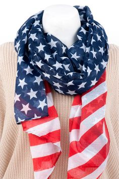 495e35a1dc6 keep the  flag close to your  heart in a  patriotic  scarf American