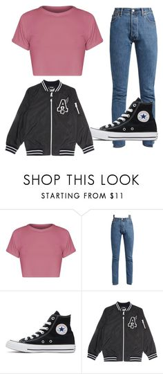 """personal only!"" by shenny3 on Polyvore featuring Vetements and Converse"