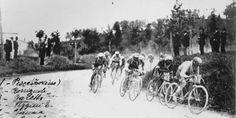 Il 13 maggio 1909 partì il primo Giro d';Italia.