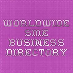 WorldWide SME Business Directory