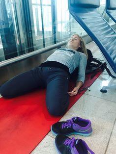 After a long flight. Long Flights, Puma Platform, Yin Yoga, Sneakers, Shoes, Fashion, Tennis, Moda, Slippers