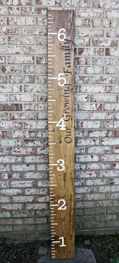 Hey, I found this really awesome Etsy listing at https://www.etsy.com/listing/267191976/kids-ruler-personalized-kids-growth