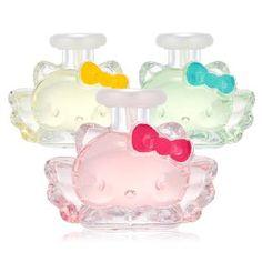 Etude House Hello Kitty Perfumes