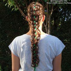Miriam's Vlecht Lessen (Miriam's braiding instructions)
