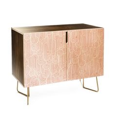 Dash and Ash Drift away Credenza | DENY Designs Home Accessories