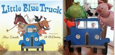 Jackie Made It: Little Blue Truck First Birthday Party