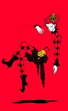 HxH Hisoka: hearts