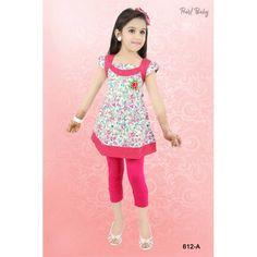 Baby Dress Online, Girls Dresses Online, Online Dress Shopping, Girls Shopping, Baby Leggings, Girls Leggings, Tops For Leggings, Baby Dresses, Summer Dresses