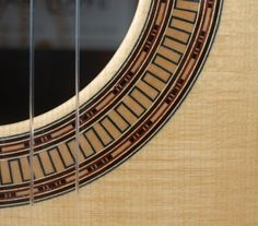 Rohan Lowe 2008 spruce Classical Acoustic Guitar, Acoustic Guitars, Classical Guitars, Guitar Building, Guitar Design, Ukulele, Lowes, Wood Projects, Music Images