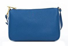 Generic Women's Adjustable Blue Leather Handbag Small ** This is an Amazon Associate's Pin. Details on product can be viewed on Amazon website by clicking the VISIT button