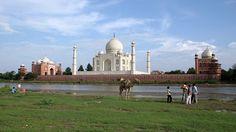 Taj Mahal (Agra - India)