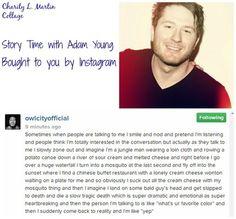 Adam is awesom