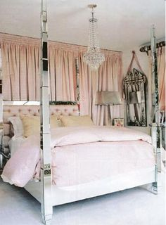 mariah carey home furniture | Extravagant Bedrooms of the Rich and Famous | Home Design