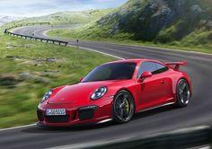 #Geneva #Motor #Show: #2014 #Porsche #911 #GT3 Early #Reveal