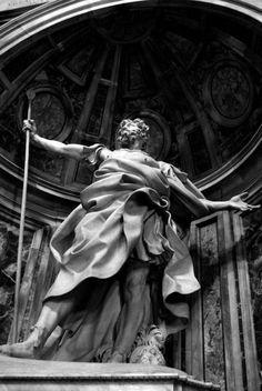 Bernini Sculpture, Baroque Sculpture, Nice Art, Cool Art, Holy Lance, Future Artist, Gian Lorenzo Bernini, Roman Art, Greeks
