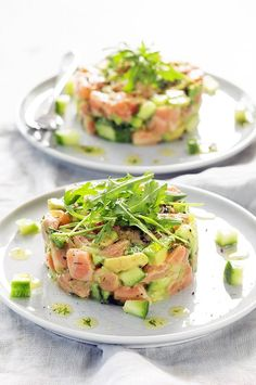 Entree Recipes, Tasty Dishes, I Love Food, Salmon Burgers, Superfood, Finger Foods, Food Inspiration, Tapas, Foodies