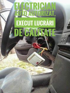 Electrician auto fac lucrări de calitate