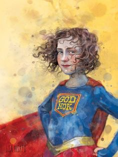 God nok | Lisa Aisato - nettbutikk Lisa, William Turner, Pictures To Paint, Beautiful Paintings, Gouache, Illustrators, Disney Characters, Fictional Characters, Brave