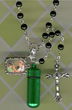 LCU,Rosary,Cremation Jewelry,Memorial Urn,Keepsake Urn,Cremation Urn,Key Chain #KeepsakeCremationUrns