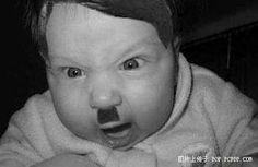 Adolf Hitler syntyi 20 huhtikuuta 1889 Itävalta-Unkarissa.