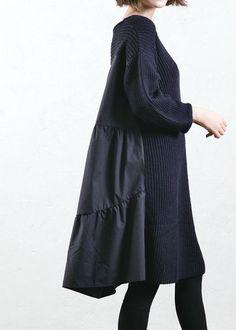 Hijab Fashion, Fashion Dresses, Patron Vintage, Fashion Details, Fashion Design, Mode Hijab, Diy Dress, Linen Dresses, Mode Outfits