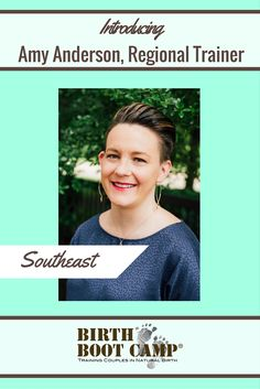 We are so thrilled to have Amy serving the Southeast! She is our new regional instructor trainer. Go get certified and help other women have AMAZING births! #southeast #regionaltrainer #childbirth #education #cbe #certification #workshop